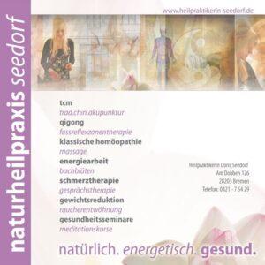 Fußreflexzonenmassage, Handreflexzonenmassage 5.11.2016-VHS Delmenhorst @ VHS DELMENHORST