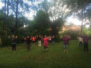 Qigong Kurs zur Selbstheilung & Entspannung Bremen @ Doris Seedorf Naturheilpraxis Bremen | Bremen | Bremen | Deutschland